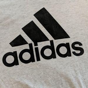 adidas Shirts - adidas 3 stripes Sport ID Logo T-Shirt